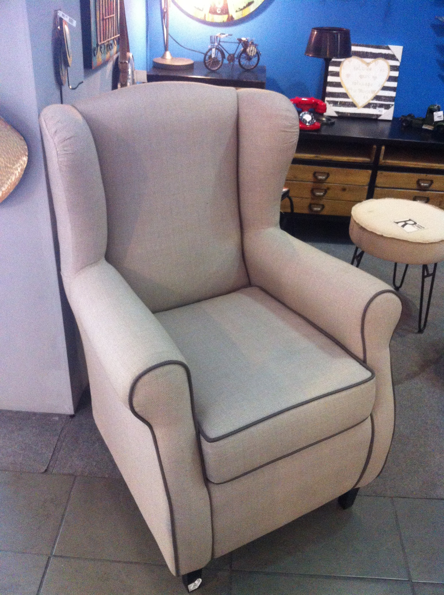 SILLON OREJ VIVO
